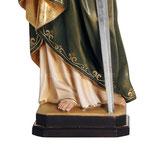 statua San Paolo in legno - base
