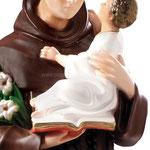 statua Sant' Antonio cm 65 - mani