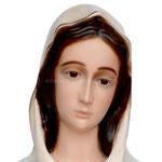 statua Rosa Mistica cm 95 - volto