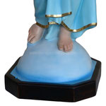 statua SS nome di Gesù cm 104 -base