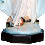statua Madonna Miracolosa cm 132 - base