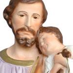 statua San Giuseppe cm. 50 - volto