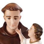 statua Sant' Antonio cm 127 - volto