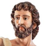 statua San Giovanni Battista cm 160 - volto