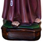 statua San Ciro cm 55 - base