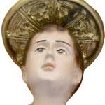 statua Santo Stefano cm 30 -volto