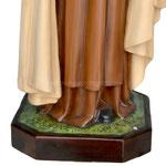 statua Santa Teresa cm 100 - base