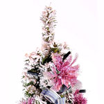 albero di natale con natività mod. 001