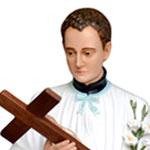 statua San Luigi cm 170 - volto