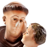 statua Sant' Antonio cm 40 -volto