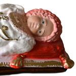 statua Maria Bambina cm 30 - volto