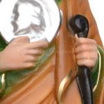 statua San Giuda Taddeo cm 30 - mani