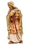 statua Re Magio bianco