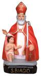 busto San Biagio cm 30