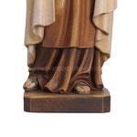 statua Santa Teresa in legno - base