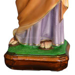 statua San Giuseppe cm. 50 - base