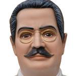 busto San Giuseppe Moscati cm. 35 - volto