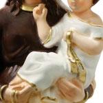 statua Madonna del Carmine cm 42 - mani