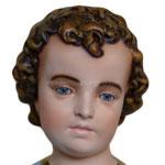 statua SS nome di Gesù cm 104 -volto