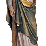 statua San Giuda Taddeo in legno - busto