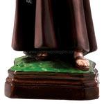 statua Sant' Antonio cm 40 - base