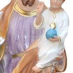 statua San Giuseppe cm. 64 - mani
