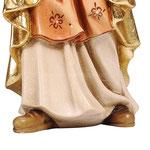 statua Re Magio bianco - base
