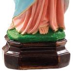 statua Sacro Cuore di Maria cm 50 - base