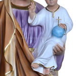 statua San Giuseppe cm. 70 - mani