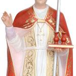 statua San Gennaro cm 148 - mani