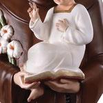 statua Sant' Antonio cm 160 - mani