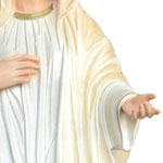 statua Madonna di Medjugorje cm 60 - mani