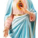 statua Sacro Cuore di Maria cm 85 - mani