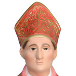 busto San Gennaro cm 37 - volto
