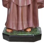 statua San Ciro cm 113 - base