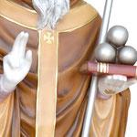 statua San Nicola cm 170 - mani