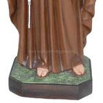 statua Santa Chiara cm 165 - base