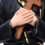 statua San Gerardo cm 25 - mani