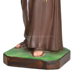 statua San Francesco d' Assisi cm. 28 - base
