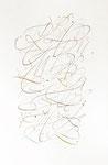 119 Alphabet (Datum unbekannt), 16x23 cm, Tusche