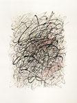 006 Kalligraphie Feder (1989), 28x38 cm, Dynamische Kaligraphie, Feder