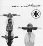 712 Kreidler Florett Prospekt, Titel (1965), Druck