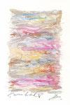 619 Tena Bild V (ca. 2005), 13x19 cm, Bunststift, Aquarell