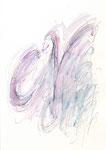 546 Buchstabe N (Datum unbekannt), 12x17 cm, Tusche, Aquarell