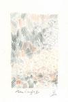 621 Tena Imago VI (ca. 2005), 13x19 cm, Bunststift, Aquarell