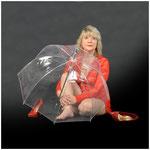 Marie Et Son Parapluie
