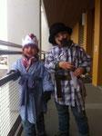 Prinzessin und Cowboy