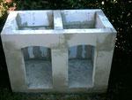 5 :Aufbau mit Itong Steine