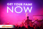 Get your Paint IBIZA Neon Splash party