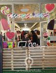 Entrada Candyland Party en Familyland Market
